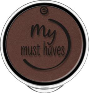 essence cosmetics Lidschatten my must haves eyeshadow brownie'licious 04
