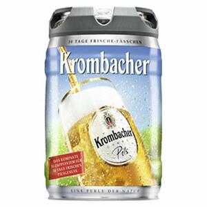 Krombacher Pils jede 5-Liter-Dose