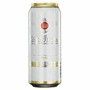 König Pilsener jede 0,5-Liter-Dose