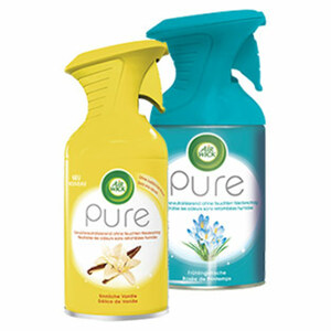 Airwick Pure Duftspray versch. Sorten, jede 250-ml-Dose