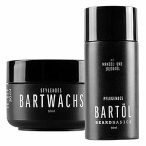 Beard Basics Bartöl, Wachs oder Seife  jede 150/50/30-ml-Packung