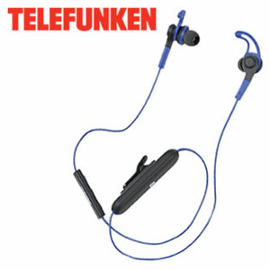 Bluetooth®-Stereo-In-Ear-Kopfhörer KH3000B • Headset-Funktion • bis zu 6 h Musikwiedergabe • integr. Li-Polymer-Akku