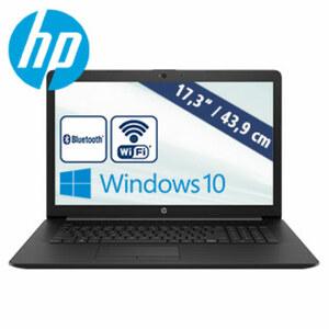 Notebook 17-by0539ng · blendfreies HD+-Display · Intel® Celeron® N4000 (bis zu 2,6 GHz) · Intel® UHD-Grafikkarte 600 · USB 3.1, USB 2.0 · DVD-Laufwerk