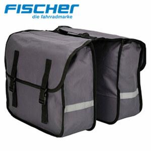 Doppel-Seitentasche Maße: ca. je 30 x 34 x 12 cm, Volumen: ca. je 12 Liter