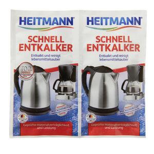 Heitmann Schnell-Entkalker 2 x 15 g