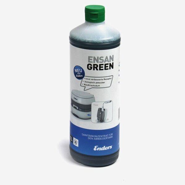 "Enders -              Enders Sanitärflüssigkeit ""Ensan Green"" 1 l"