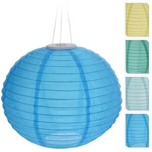 Solarlampion aus Kunststoff in verschiedenen Farben
