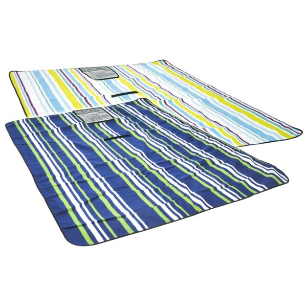 Picknickdecke aus 100% Polyester in verschiedenen Farben