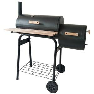 Grillwagen Smoker Texas für direktes und indirektes Grillen