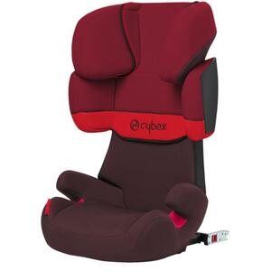 CYBEX Auto-Kindersitz Solution X-fix ´´Rumba Red´´