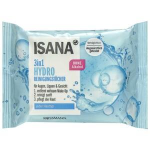 ISANA 3in1 Hydro Reinigungstücher