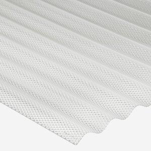 Salux -              Salux Acryl-Wellplatte 200 x 104,5 x 0,3 cm