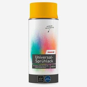 toomEigenmarken -              toom Universal-Sprühlack hochglänzend rapsgelb 400 ml