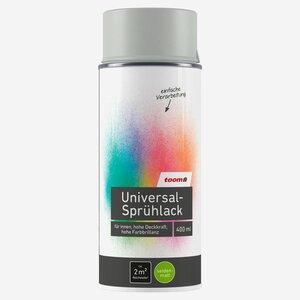 toomEigenmarken -              toom Universal-Sprühlack seidenmatt lichtgrau 400 ml