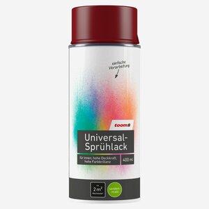 toomEigenmarken -              toom Universal-Sprühlack seidenmatt merlotfarben 400 ml
