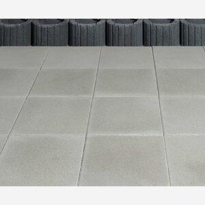 Lusit -              Lusit Gartenplatte grau 30 x 30 x 4 cm
