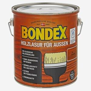 Bondex -              Bondex Holzlasur Kastanie 2,5 l