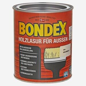 Bondex -              Bondex Holzlasur kalkweiß 750 ml