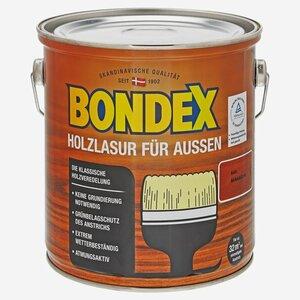 Bondex -              Bondex Holzlasur Mahagoni 2,5 l