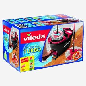 Vileda -              Vileda Reinigungsset Turbo Easy Wring & Clean Box