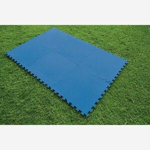 Flowclear™ Pool-Bodenschutzfliesen-Set