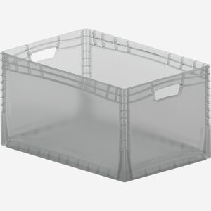 Eurobox L transparent 62l 60x40x32 cm