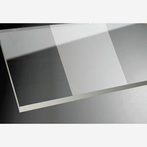 """toomEigenmarken -              toom Duschabtrennung """"Beta Intima"""" Seitenwand titanfarben 190 x 90 cm"""
