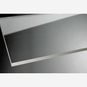 """toomEigenmarken -              toom Duschabtrennung """"Beta"""" Seitenwand titanfarben 190 x 80 cm"""