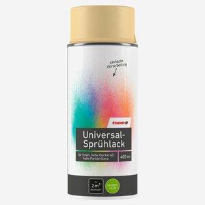 toomEigenmarken -              toom Universal-Sprühlack seidenmatt champagnerfarben 400 ml