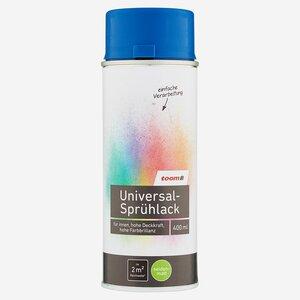 toomEigenmarken -              toom Universal-Sprühlack seidenmatt enzianblau 400 ml