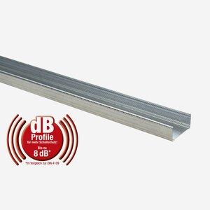 Knauf -              Knauf CW-dB-Profil 2600 x 75 mm
