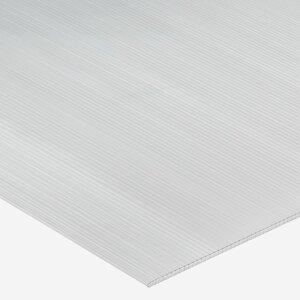 Salux -              Salux Polycarbonat-Hohlkammerplatte, 6 mm