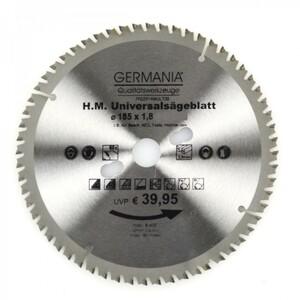 HM Multi Sägeblatt 185x1,8 mm 60 Zähne universal