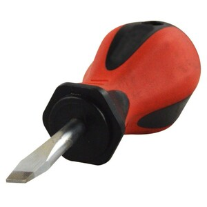 Schraubendreher Schlitz kurz 6x38mm magnetisch Schraubenzieher Schrauber