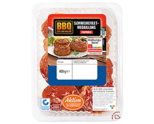 BBQ Schweine-Filetmedaillons