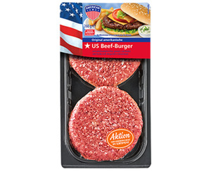 AMERICAN US Beef-Burger