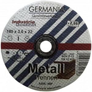 Trennscheibe Metall 180x3,0 Industriequalität Trennen