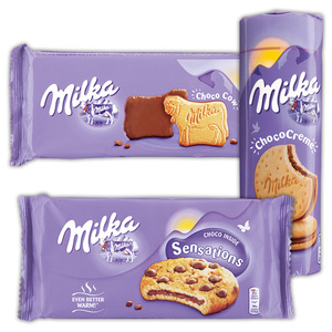 Milka Choco Kekse