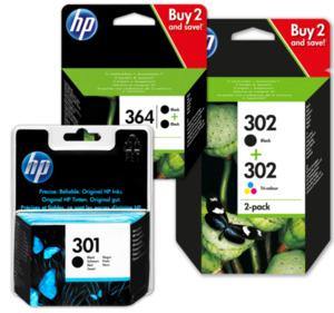 HP Druckertinte