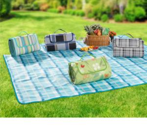 HOME IDEAS SEASONS Camping-und-Picknick-Decke XXL