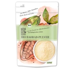NATURGUT Bio Baobab-Pulver