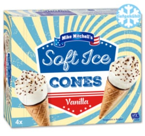 MIKE MITCHELL'S Soft Ice Cones