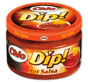 CHIO Dip Hot Salsa