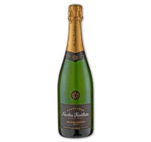 NICOLAS FEUILLATTE Champagner Brut Grande Reserve