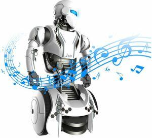 Roboter Junior 1.0 - programmierbar