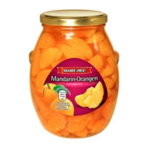 TRADER JOE'S     Mandarin-Orangen