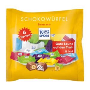 Ritter Sport Schokowürfel