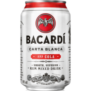 Bacardi & Cola, Captain Morgan & Cola oder Gorbatschow Lemon