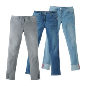 UP2FASHION  	   Jeans Cropped