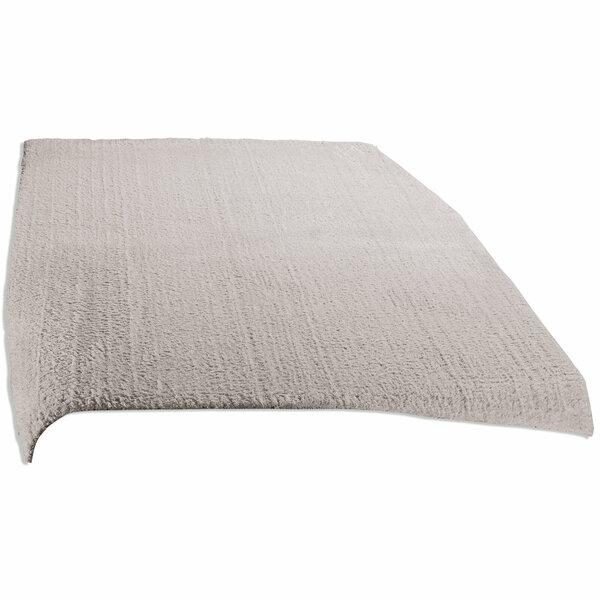 Teppich TORONTO - weiß - 80x150 cm